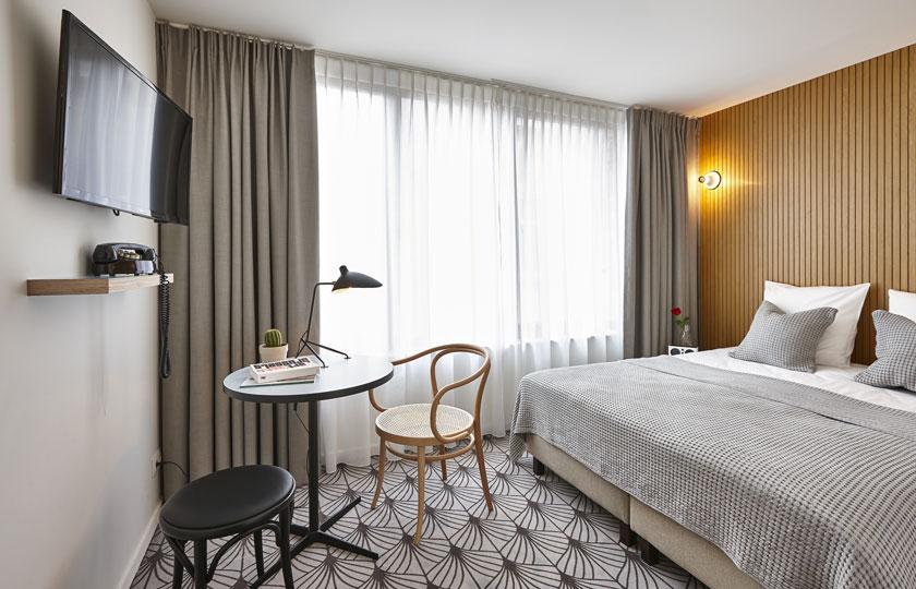 Vintage Hotel- michel penneman interior designer