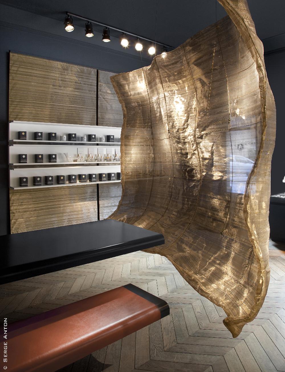 michel penneman interior design brussels antichambre fragrance parfumerie concept store