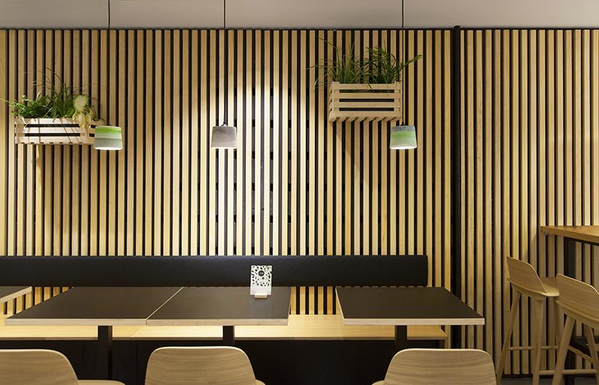 michel penneman interior design brussels salade bar letiuz